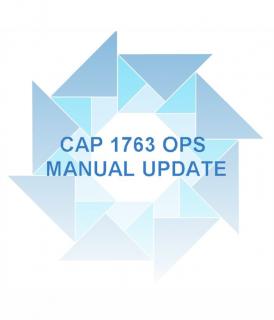 CAP 1763 ANO 2019 Amendment (CAP1763)