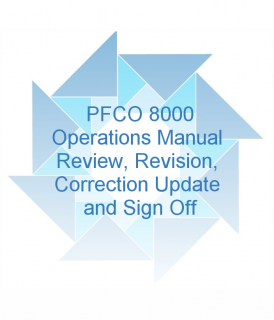 (STEP C) PFCO 8000 The Recommendation (HPFCO8000)