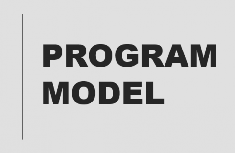 05.07.2019 Program Model Review for New Project Applications