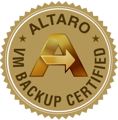 [Level 300] Altaro Advanced Training