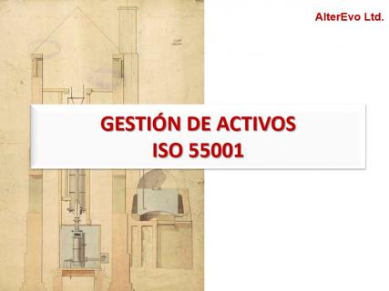 Gestión de Activos ISO 55001