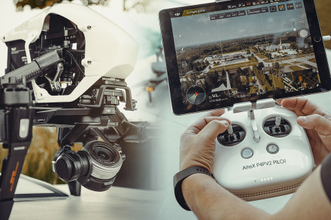 Drone Flight Training (In-Person) Experience Version
