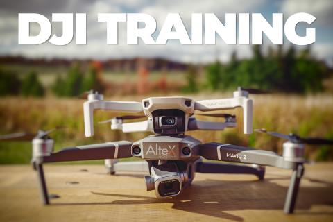DJI Drone Training - Early Access