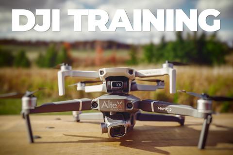 DJI Drone Training - EA Master 20201204