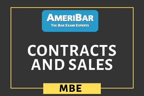 Contracts and Sales (06300)