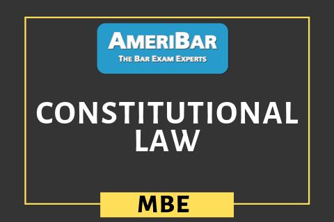 Constitutional Law (06200)