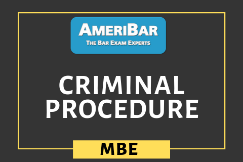 Criminal Procedure (06500)