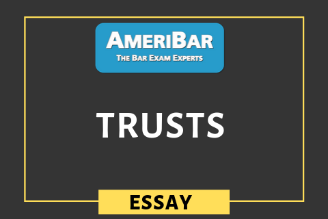 Trusts and Estates (03930)