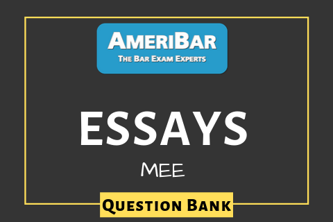 Essay - Question Bank (00045)