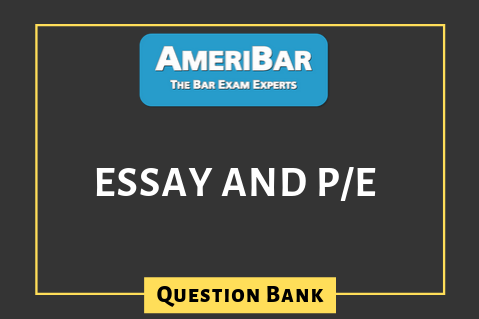 Essay and P/E - Question Bank (TX) (00055)