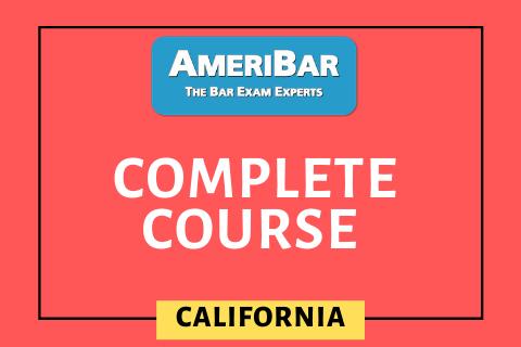 Upgrade to Complete Course (CA) (99980-CA)