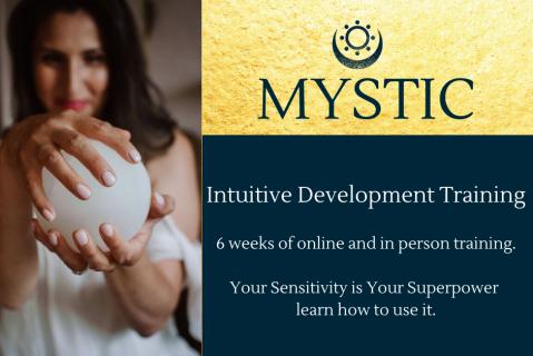 MYSTIC Level 1- Intuition Development Next Enrolment ends Nov 28th, 2020