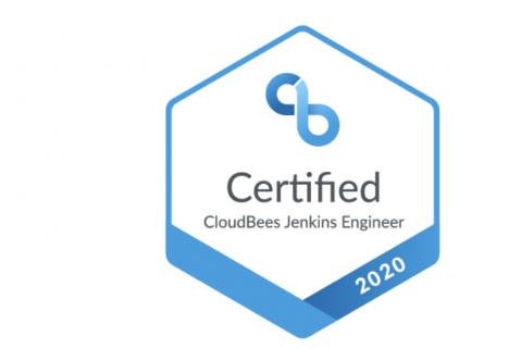 Certified CloudBees Jenkins Engineer - 2020