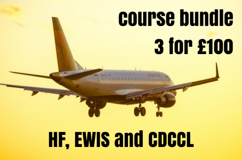 Aviation - Bundle -  EWIS levels 3&4 (B2)