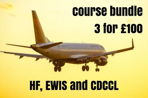 Aviation - Bundle -  EWIS levels 3&4 (B2)