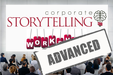 Advanced Corporate Storytelling Workshop - October 8-9, 2020 (CSA20200618)