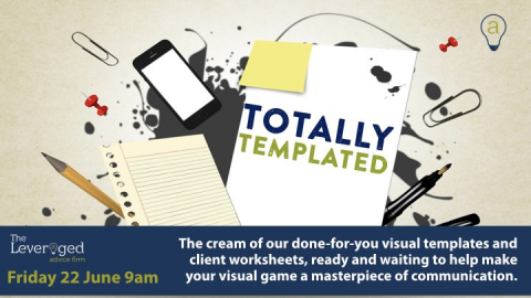 FRI 26 : Totally Templated (607)