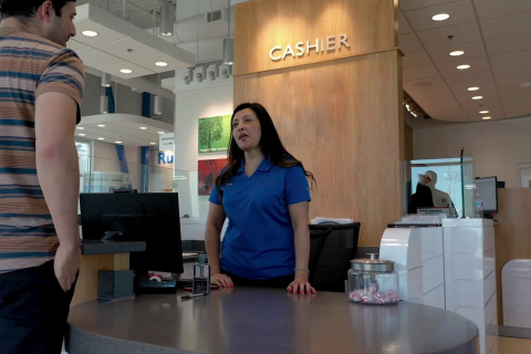 Module 2: Handling Counter Slips Cash Customer (Cashier FLEX DMS) (DE_CAS105)