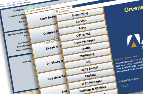 Module 1: Cashier Objectives and Logon (FLEX DMS) (DE_CAS100)