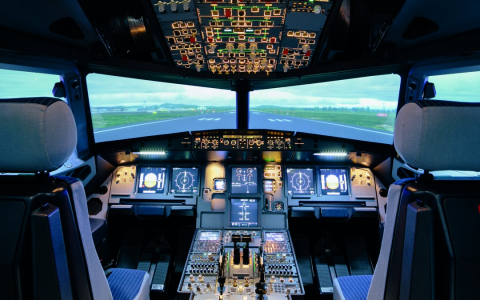 Extended Type Rating Preparation Course (TCAS/RVSM/GPWS/Windshear/UPRT/FMS/EFIS) (ETRP)