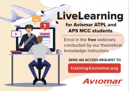 ATPL(A) - LiveLearning (ATPL-LL)