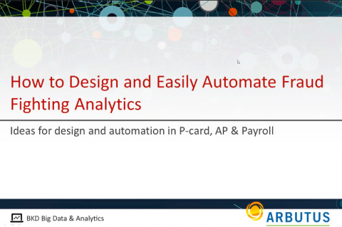 How to Design and Easily Automate Fraud Fighting Analytics
