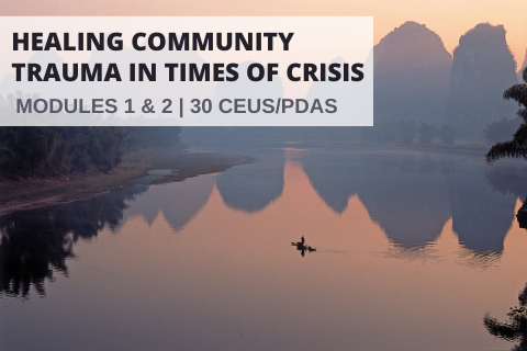 Healing Community Trauma in Times of Crisis: Modules 1 & 2