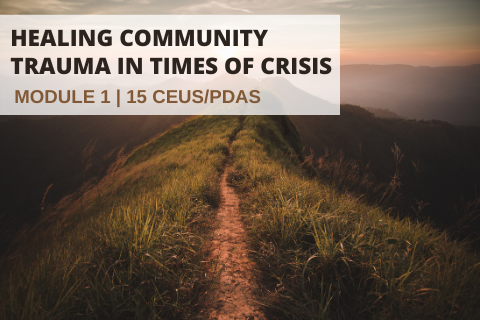 Healing Community Trauma in Times of Crisis: Module 1