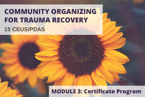 Community Organizing for Trauma Recovery