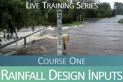 ARR Course 1: Rainfall Design Inputs (ARR#1)