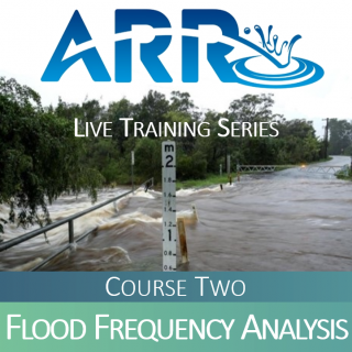 ARR Course 2: Flood Frequency Analysis (ARR#2)
