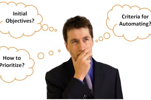 Process Evaluation - Identifying The Best Automation Candidates (AU01)