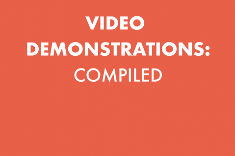VIDEO DEMONSTRATIONS (102)
