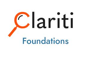Clariti Foundations Certificate Course (CLFOUN1)