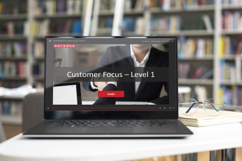 Customer Focus – Level 1 | Demo