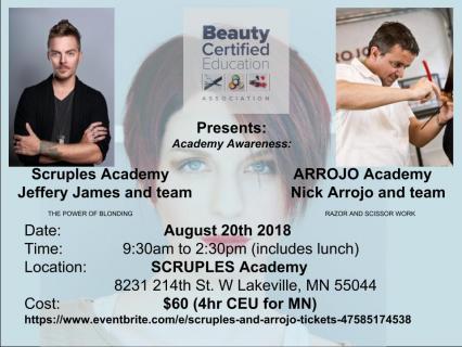 5.(2019) Scruples and Arrojo (PP  Hair)