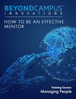 How to Be an Effective Mentor (BCI509)