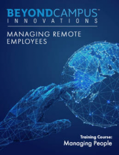 Managing Remote Employees (BCI508)