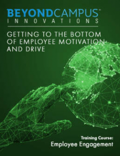 Getting to the Bottom of Employee Motivation and Drive (BCI604)