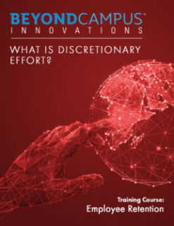 What is Discretionary Effort? (BCI704)