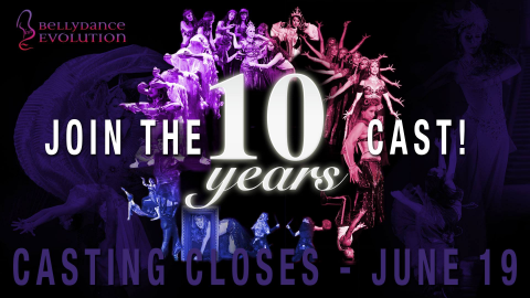 BDE 10 Year Anniversary - LA Audition - Deadline June 19
