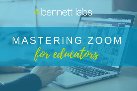Mastering Zoom for Educators (BL2020-T1)