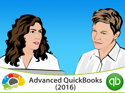 Advanced QuickBooks 2016