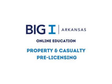 Property & Casualty Pre-Licensing (BIGIARKANSASP&C)