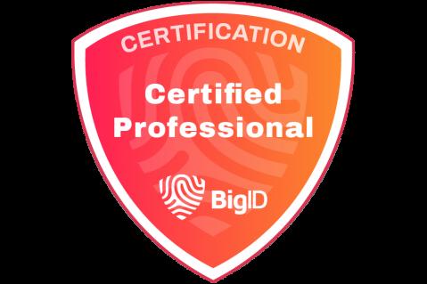 BigID Certified Professional (BIGID-B-PROF)