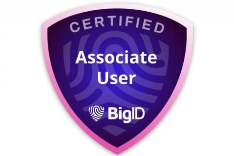 Certified BigID Associate User (Certification Exam) (BIGID-B-USER)