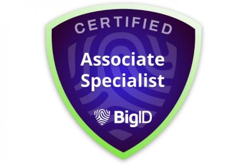 Certified BigID Associate Specialist (Certification Exam) (BIGID-B-PROF)
