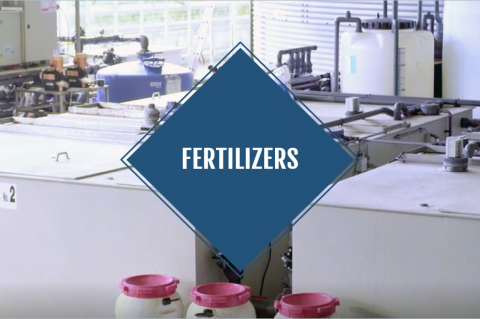 Fertilizers in hydroponic (with guidance + exam)