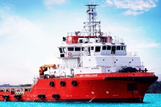 Offshore Supply Vessels (Advanced Course) (05)