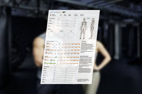 5. Get to know the Bodygee 3D Analytics